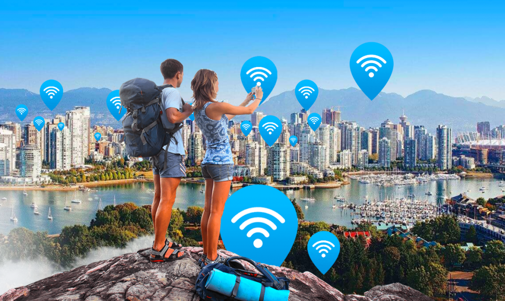 How to Get Free WiFi Anywhere You Go - Surfshark