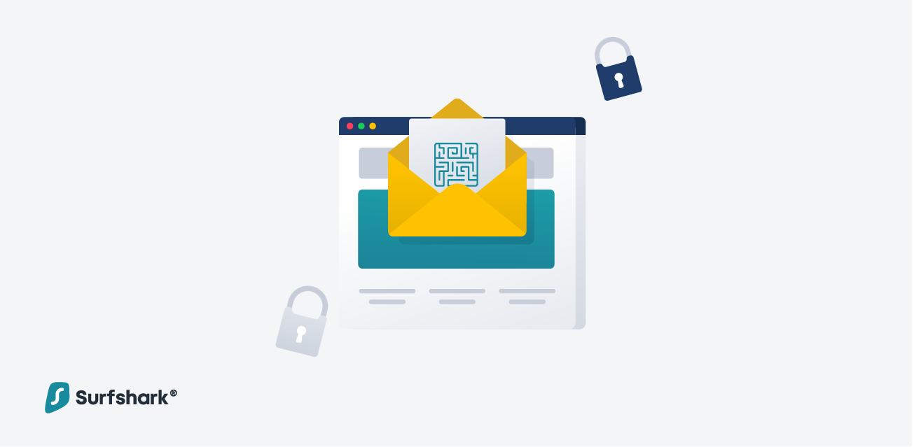 How to Send Encrypted Email (TOP 11 Services) - Surfshark
