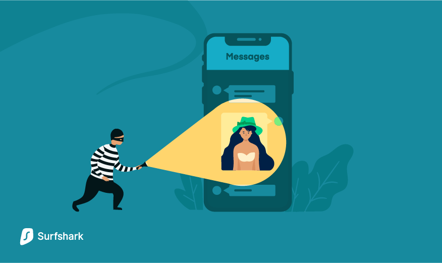 secure messaging surfshark