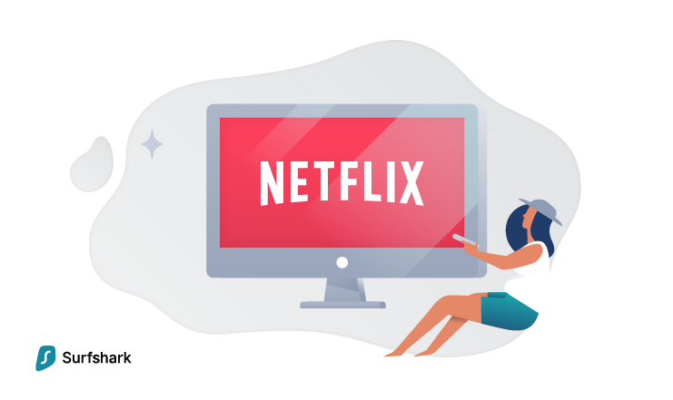 watch Netflix with vpn