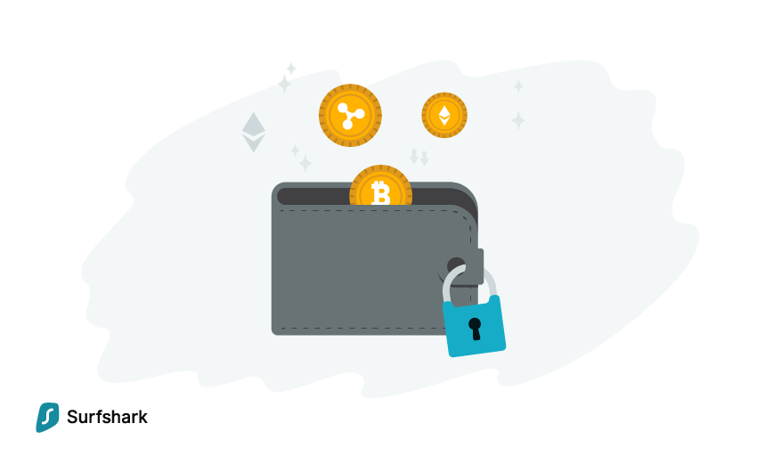 Secure your crypto wallet.