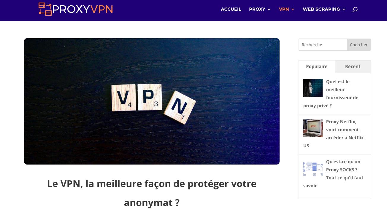 proxyvpn