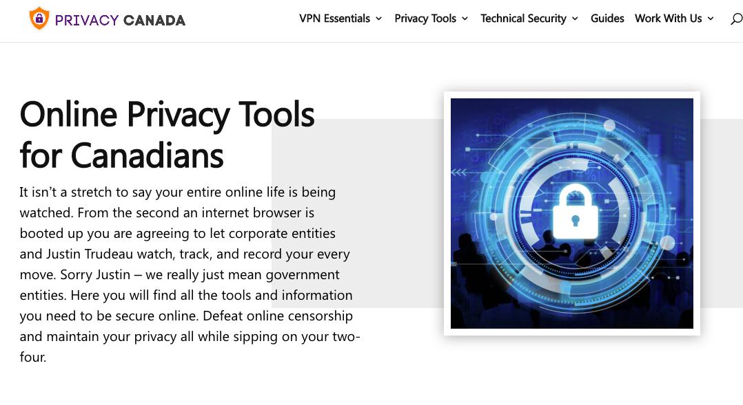 privacyCanada