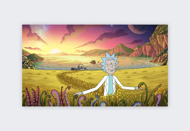 Watch Rick and Morty with Surfshark VPN