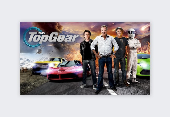 Watch Top Gear with Surfshark VPN