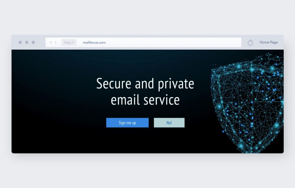 mailfence encrypted emails