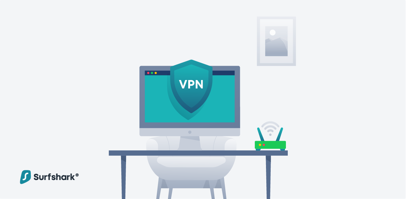 How to Setup VPN on Router - Surfshark