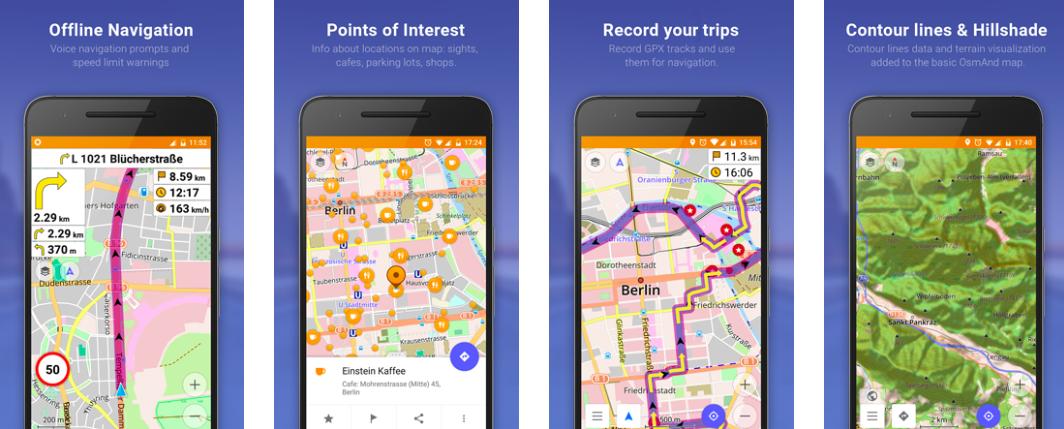 The Top 5 Google Maps Alternatives - Surfshark
