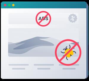 Cleanweb adblocker