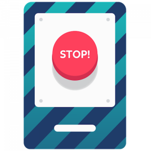 vpn kill switch with stop button