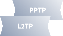 L2tp and PPTP banner graphic