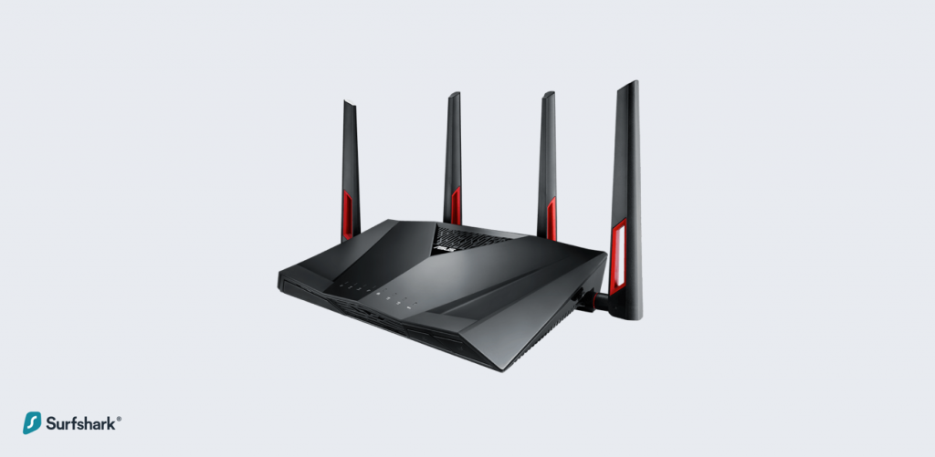 Top 5 VPN Routers - Asus RT-AC88U AC3100 Dual Band Gigabit WiFi Gaming Router