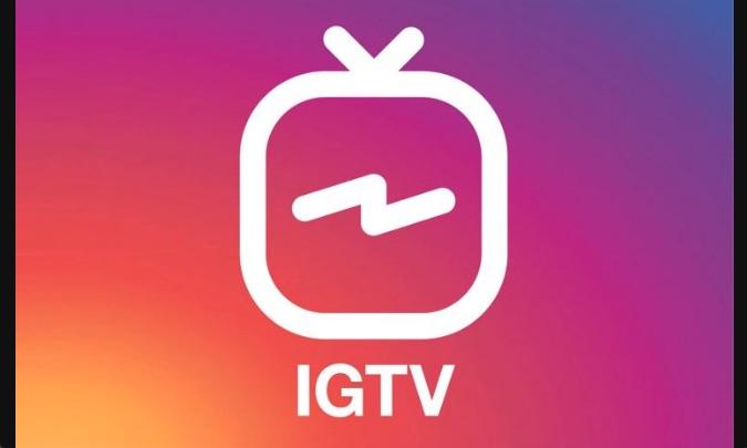 igtv screenshot