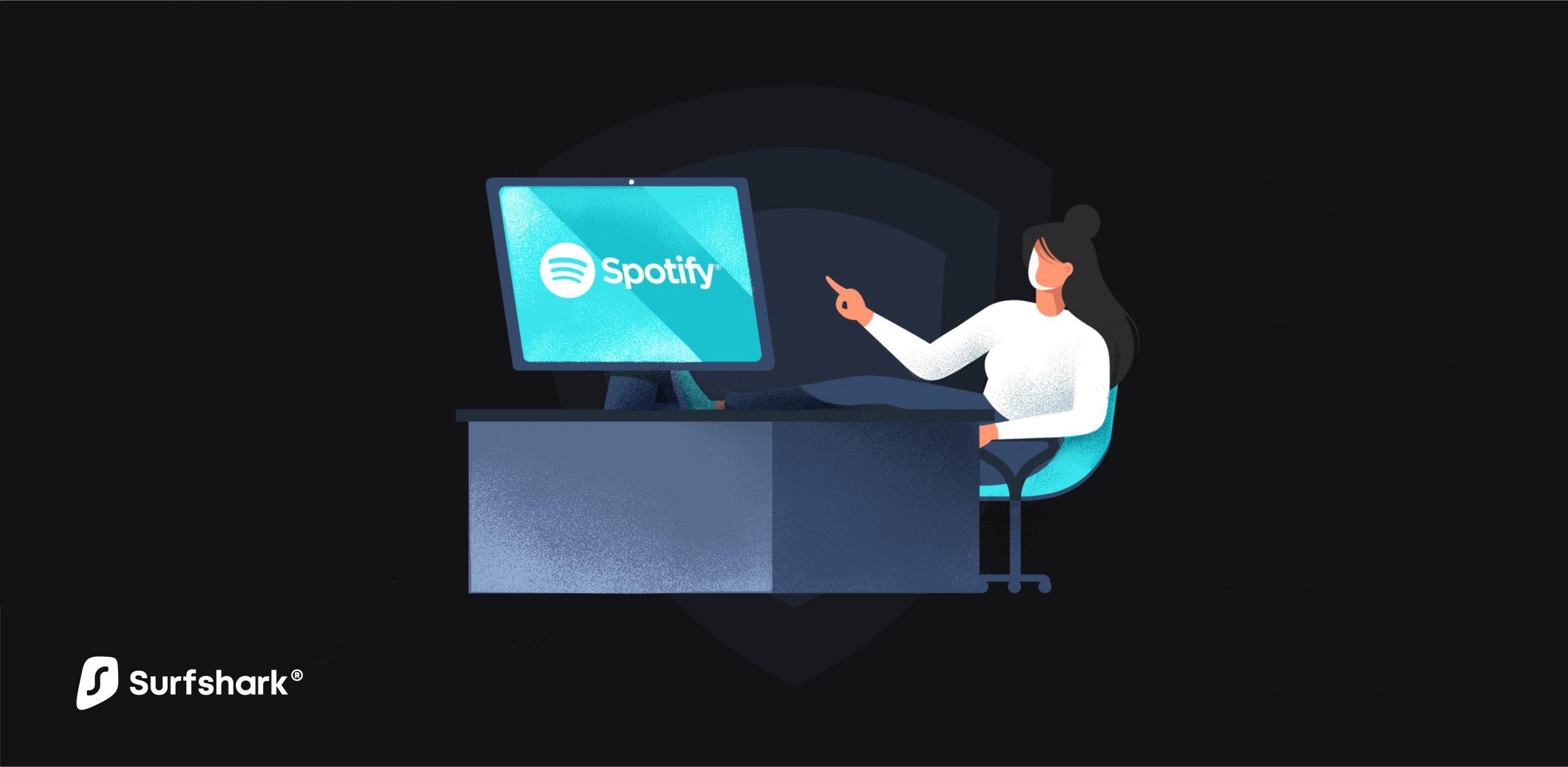 Unblock Spotify