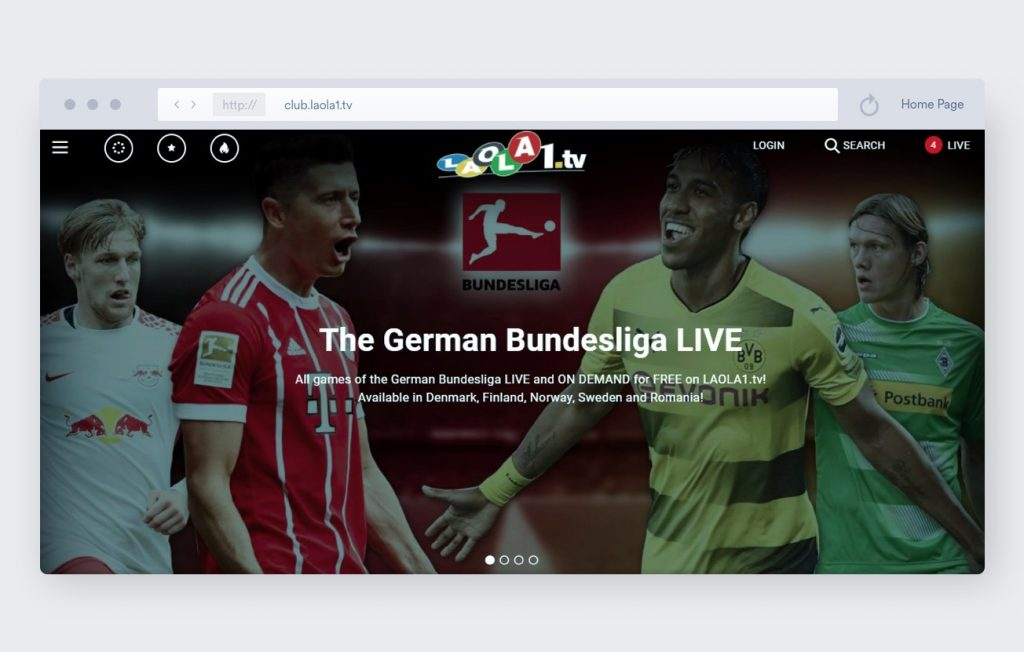 watch soccer games online streaming free