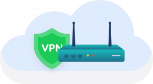 chromecast vpn virtual router