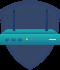 chromecast vpn router