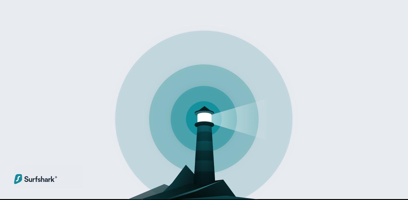 Surfshark Trust Graphic