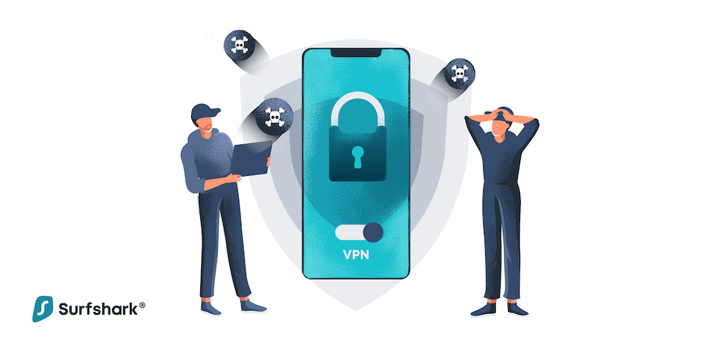 Does a VPN protect you from hackers