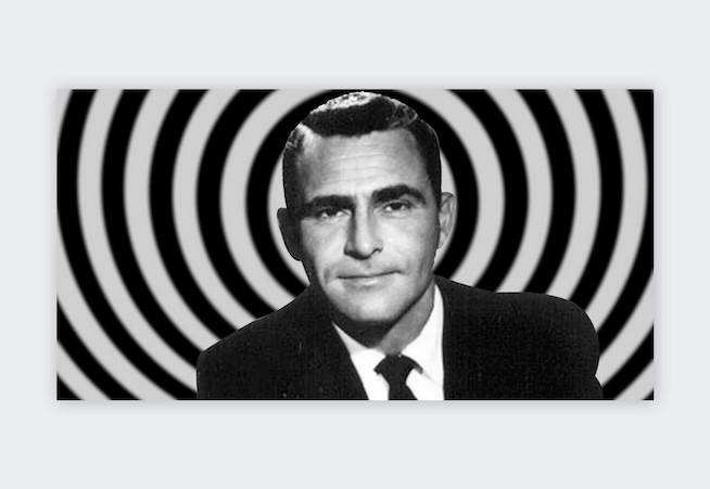 US-only Netflix shows - The Twilight Zone