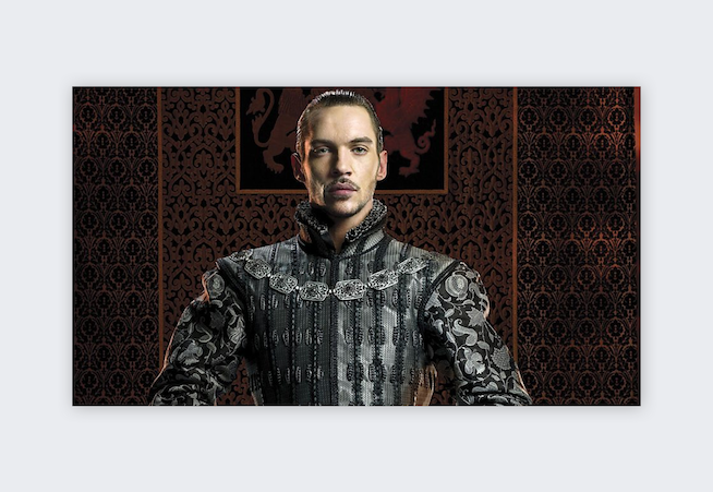 US-only Netflix shows - The Tudors