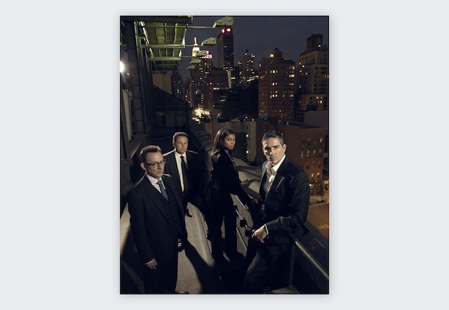 US-only Netflix shows - Person of Interest