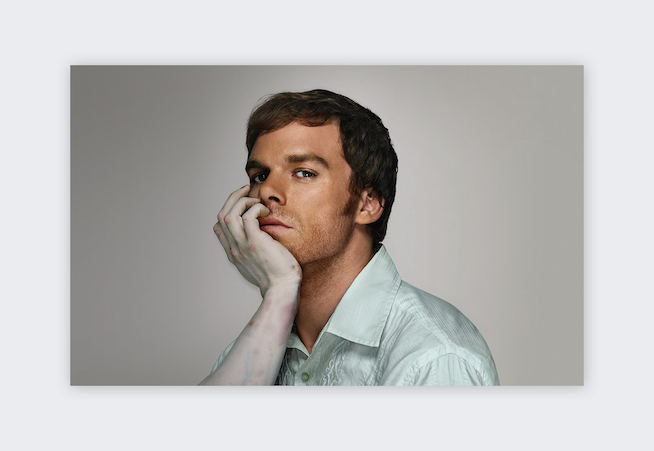 US-only Netflix shows - Dexter