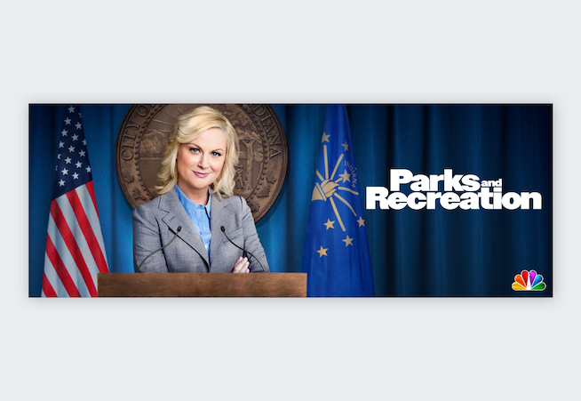 US-only Netflix shows - Parks and Recreation