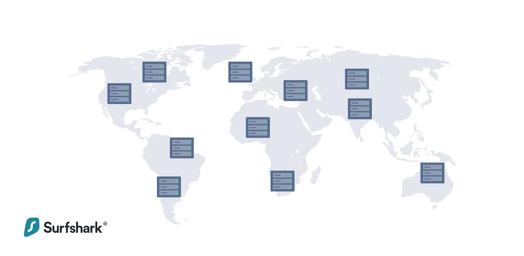 How VPN Works: Servers