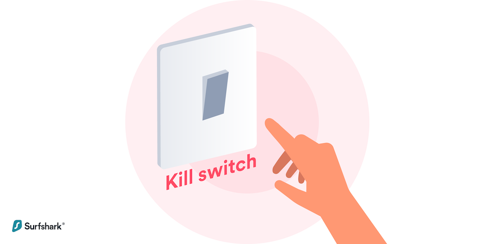 How to engage the kill switch