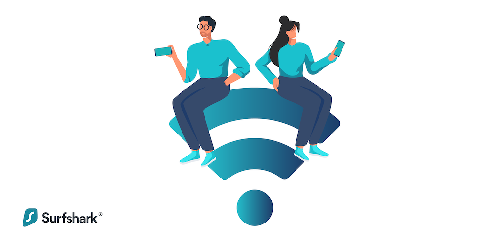 Connect to public wifi securely