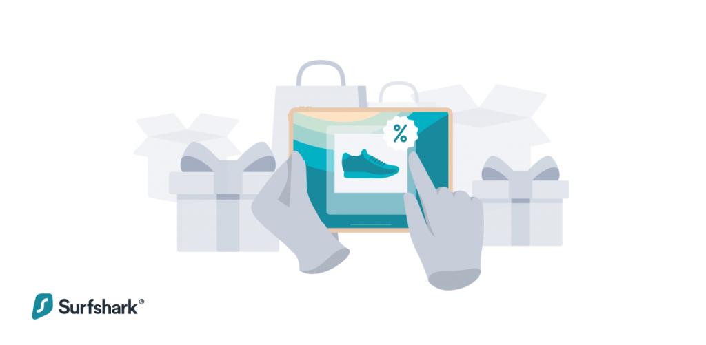 Enjoy the best deals for online shopping