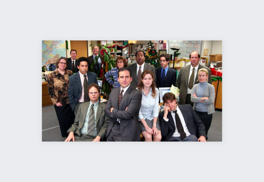 Top 10 IMDB-rated TV shows on Netflix - The Office