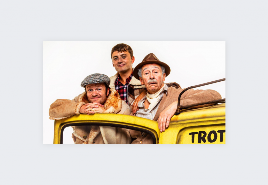 Top 10 IMDB-rated TV shows on Netflix - Only Fools and Horses