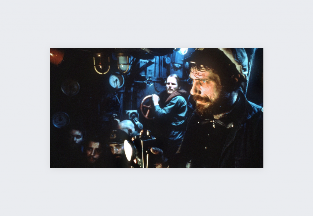 Top 10 IMDB-rated TV shows on Netflix - Das Boot