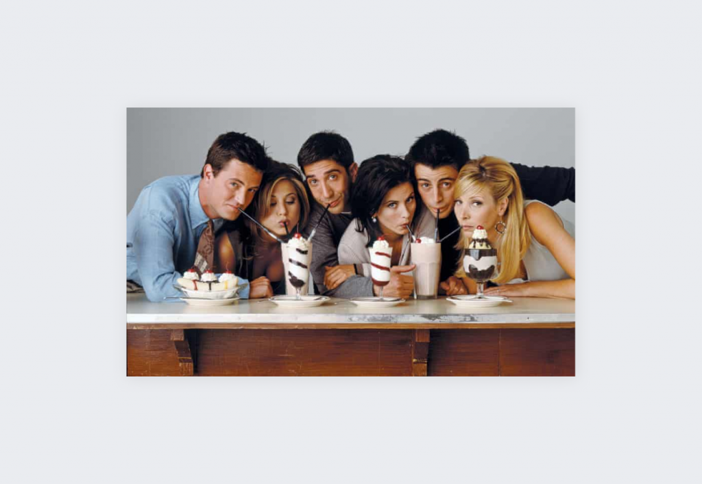 Top 10 IMDB-rated TV shows on Netflix - Friends