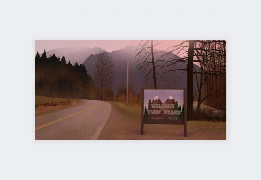 Top 10 IMDB-rated TV shows on Netflix - Twin Peaks